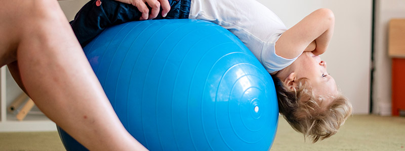 Fisioterapia infantil - ESPLÀ psicólogos